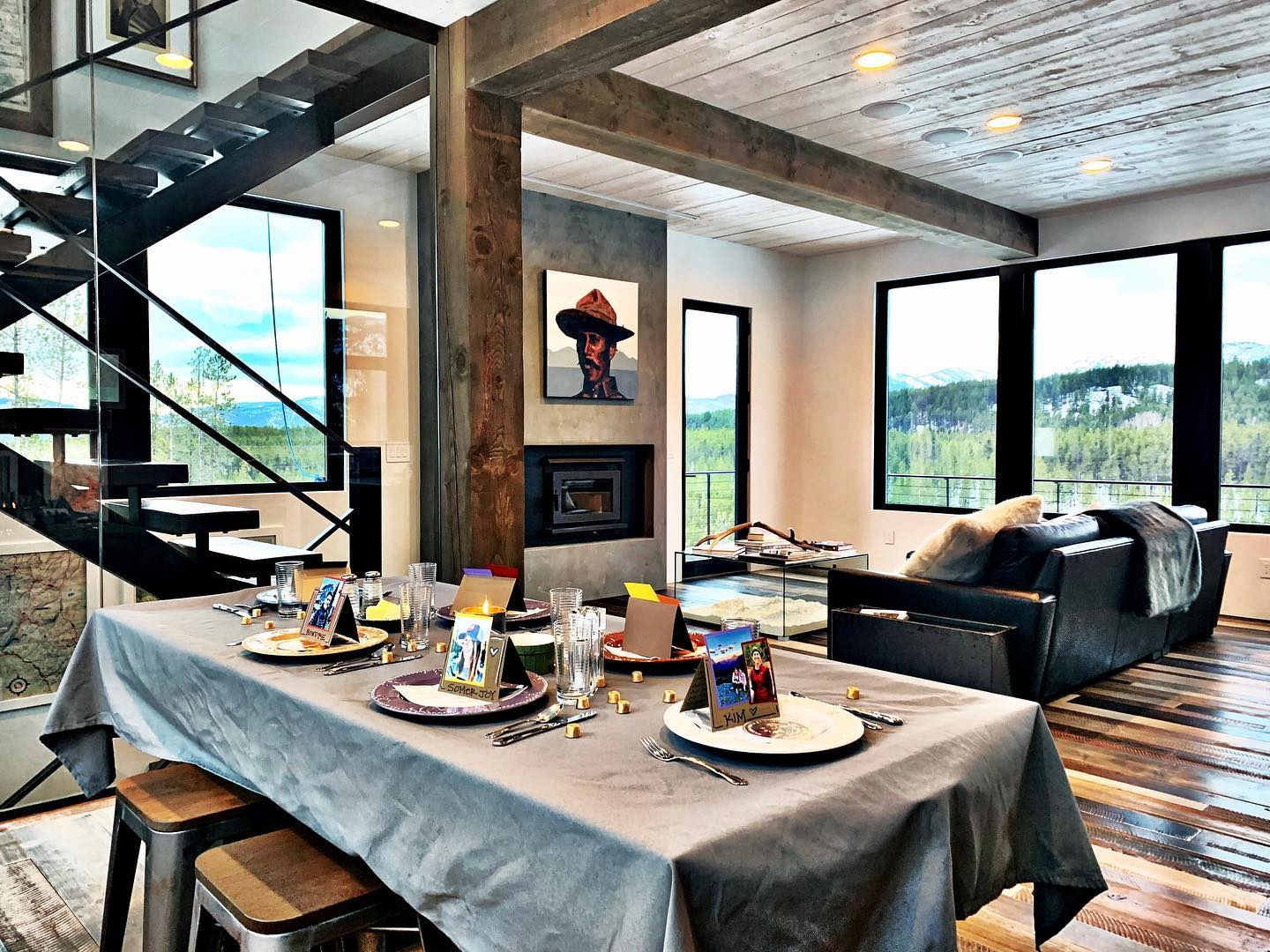 Lookout life whitefish custom home builder