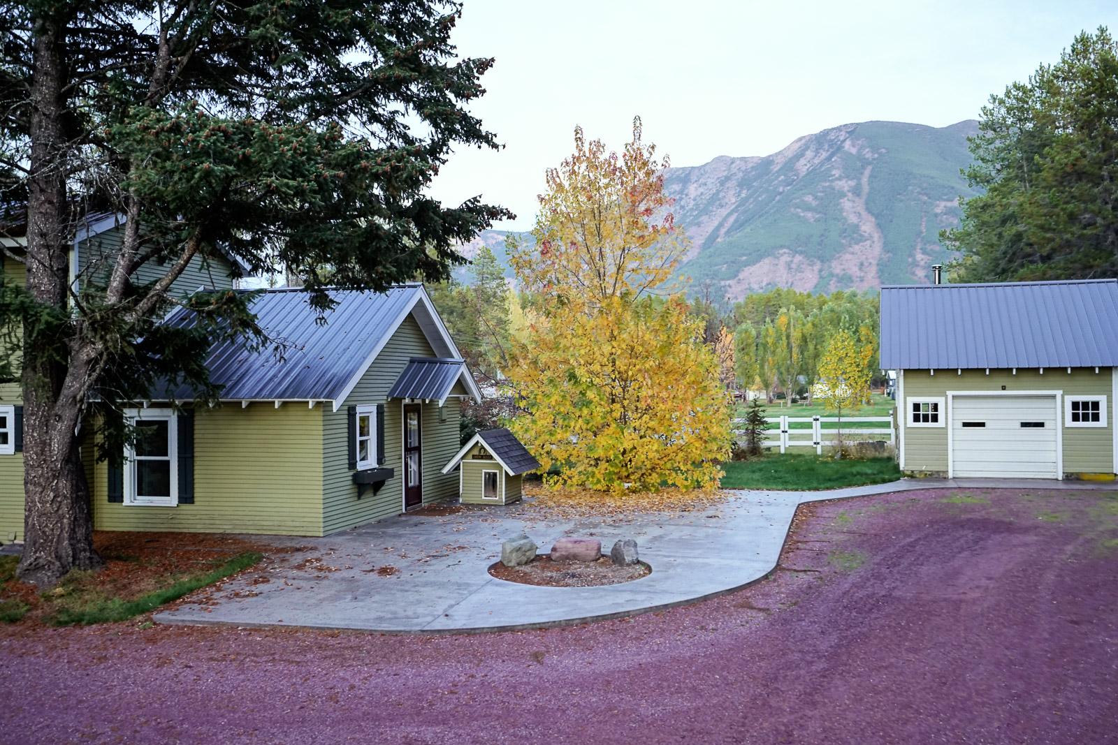 Lake Five Cottage West Glacier Montana Remodel