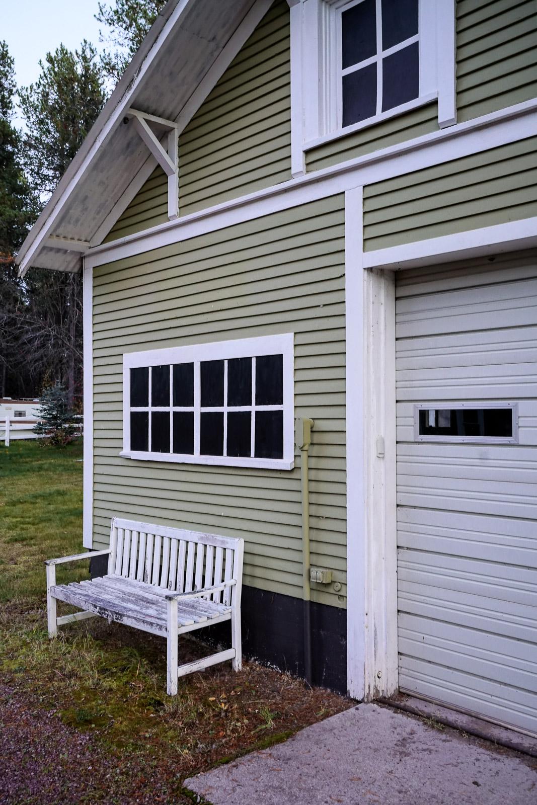 West Glacier Custom Home Remodel