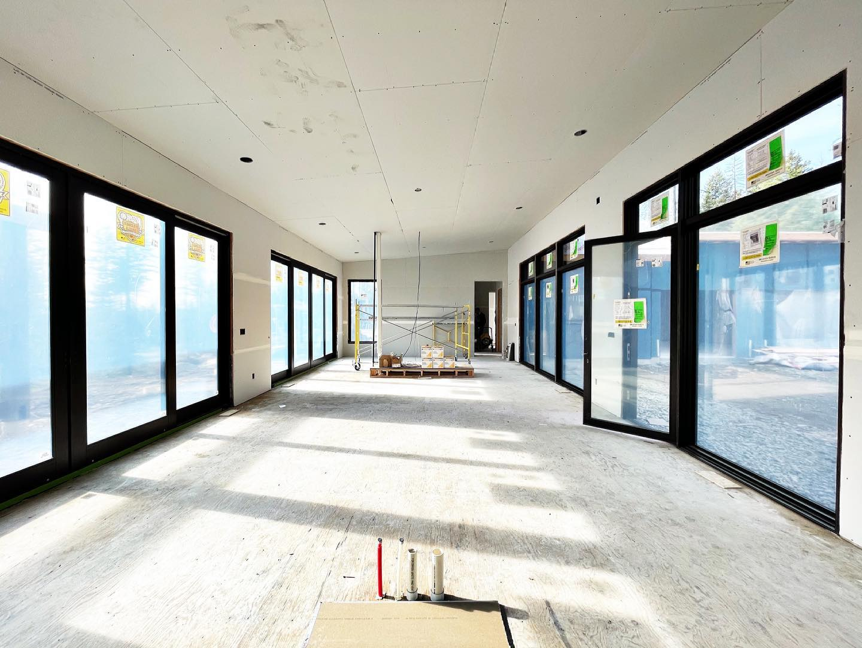 Does it seem like enough windows?? whitefish custom home builder