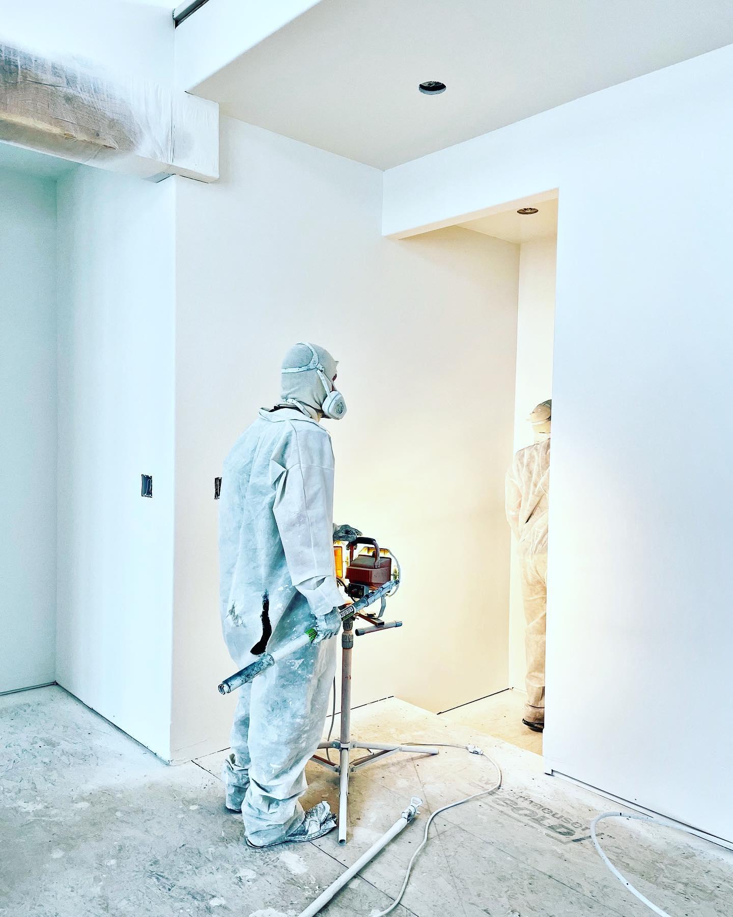 I love white paint whitefish custom home builder
