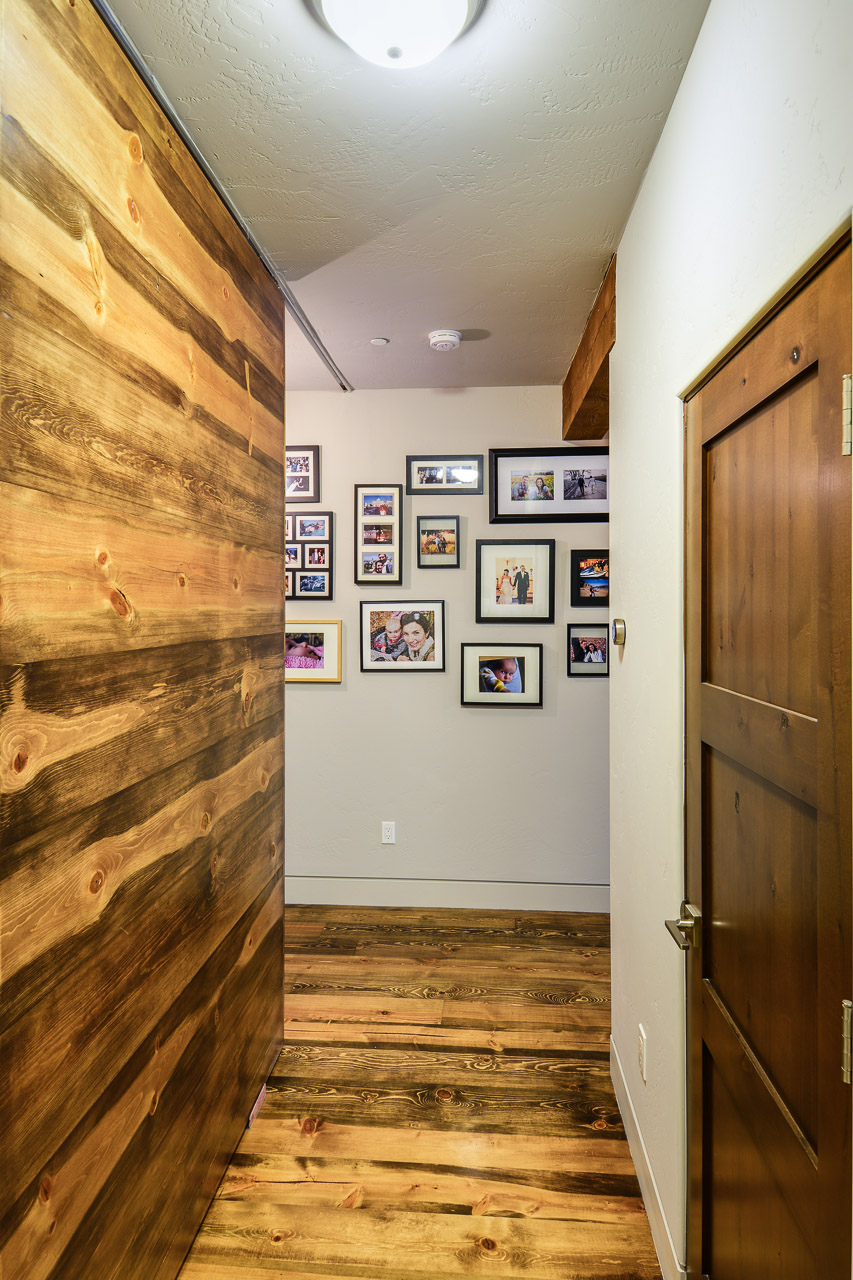 The First Creek custom home in The Timbers at Whitefish