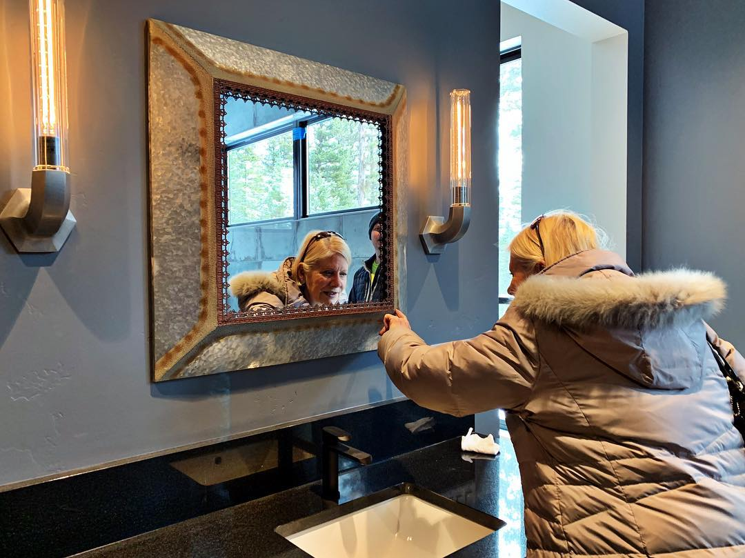 Getting the last week details right whitefish custom home builder