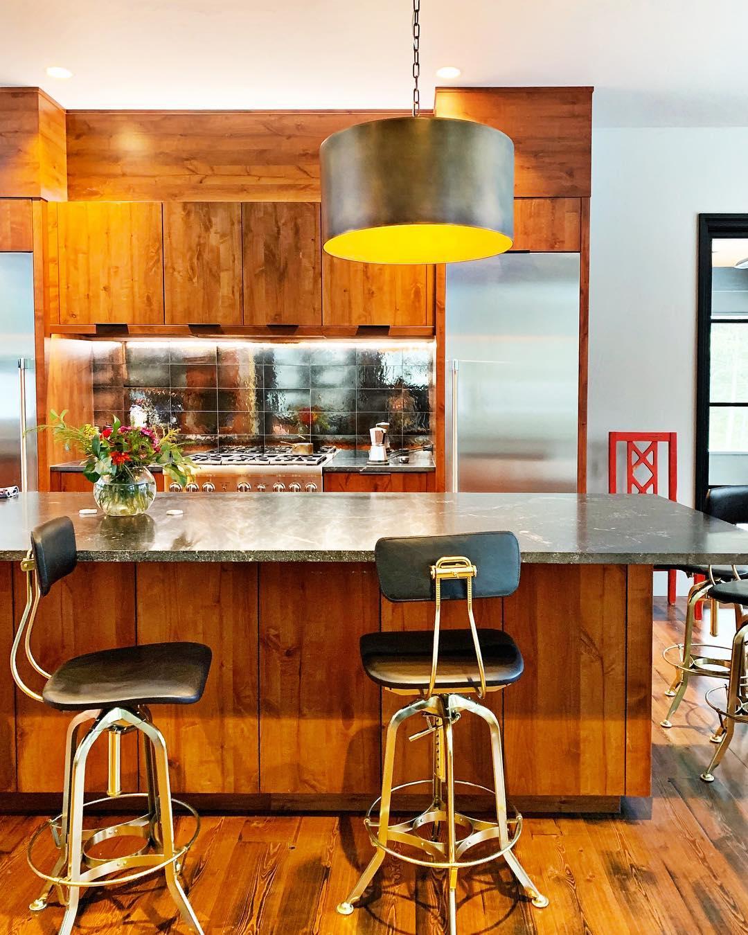 Mountain Modern ️ whitefish custom home builder