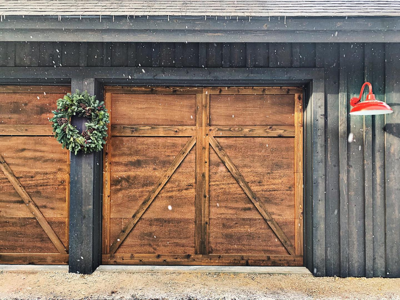 Holiday cheer whitefish custom home builder