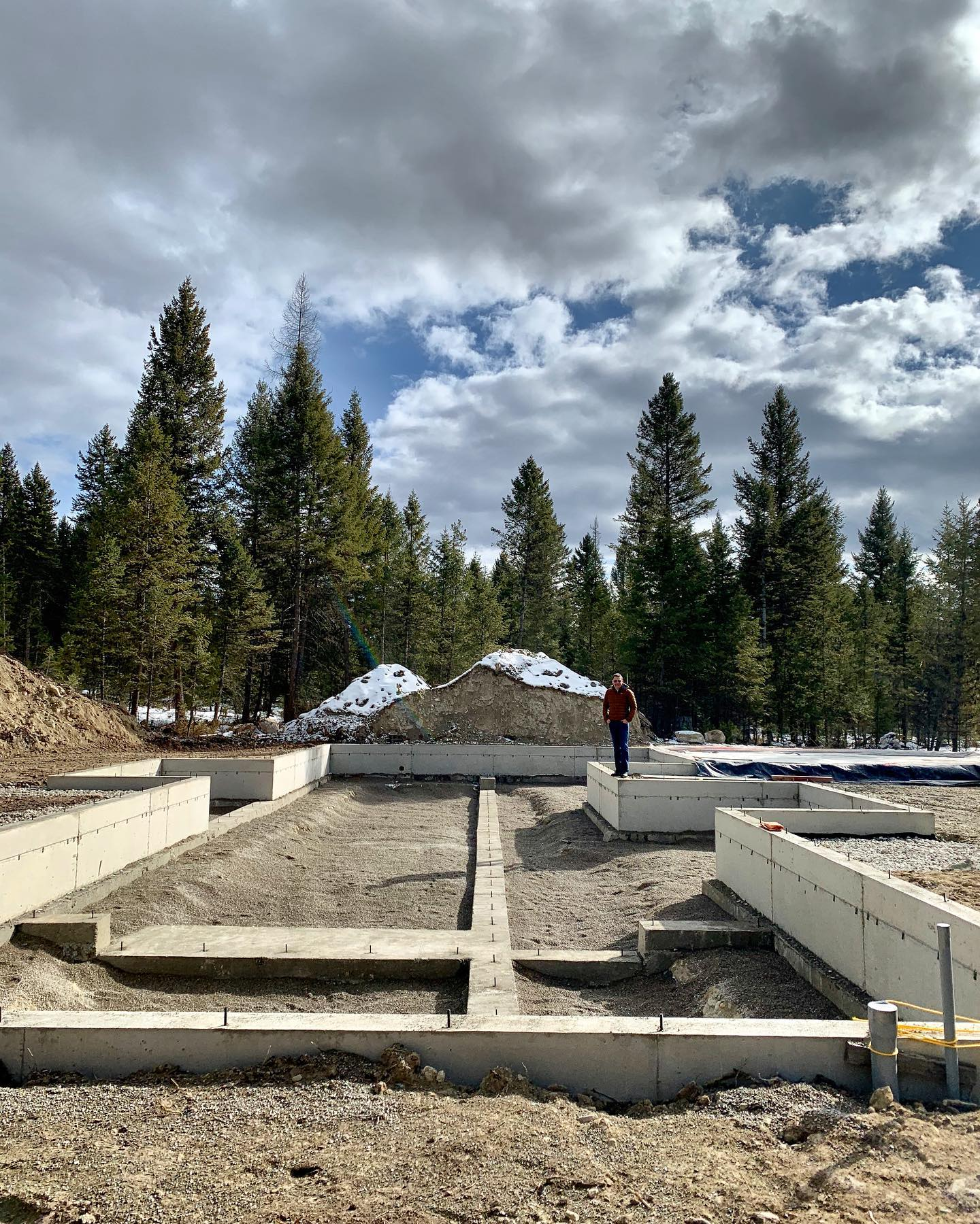 Suns out whitefish custom home builder