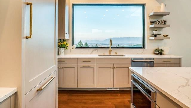 Now is the time to look out the window and think about summer time!! whitefish custom home builder