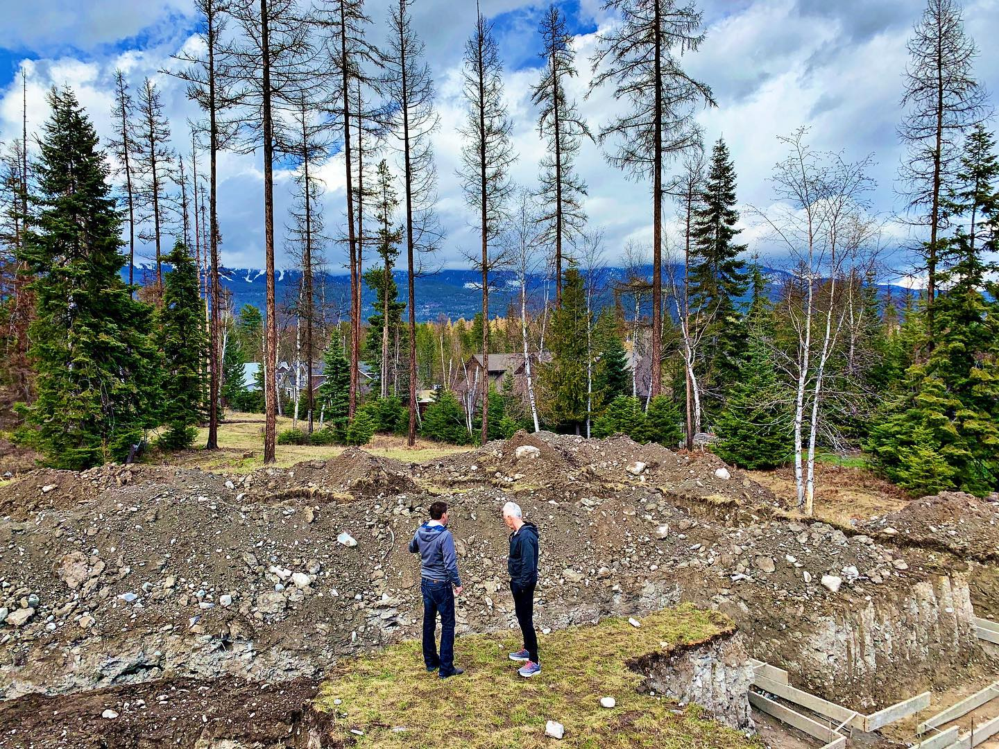Meeting of the minds whitefish custom home builder