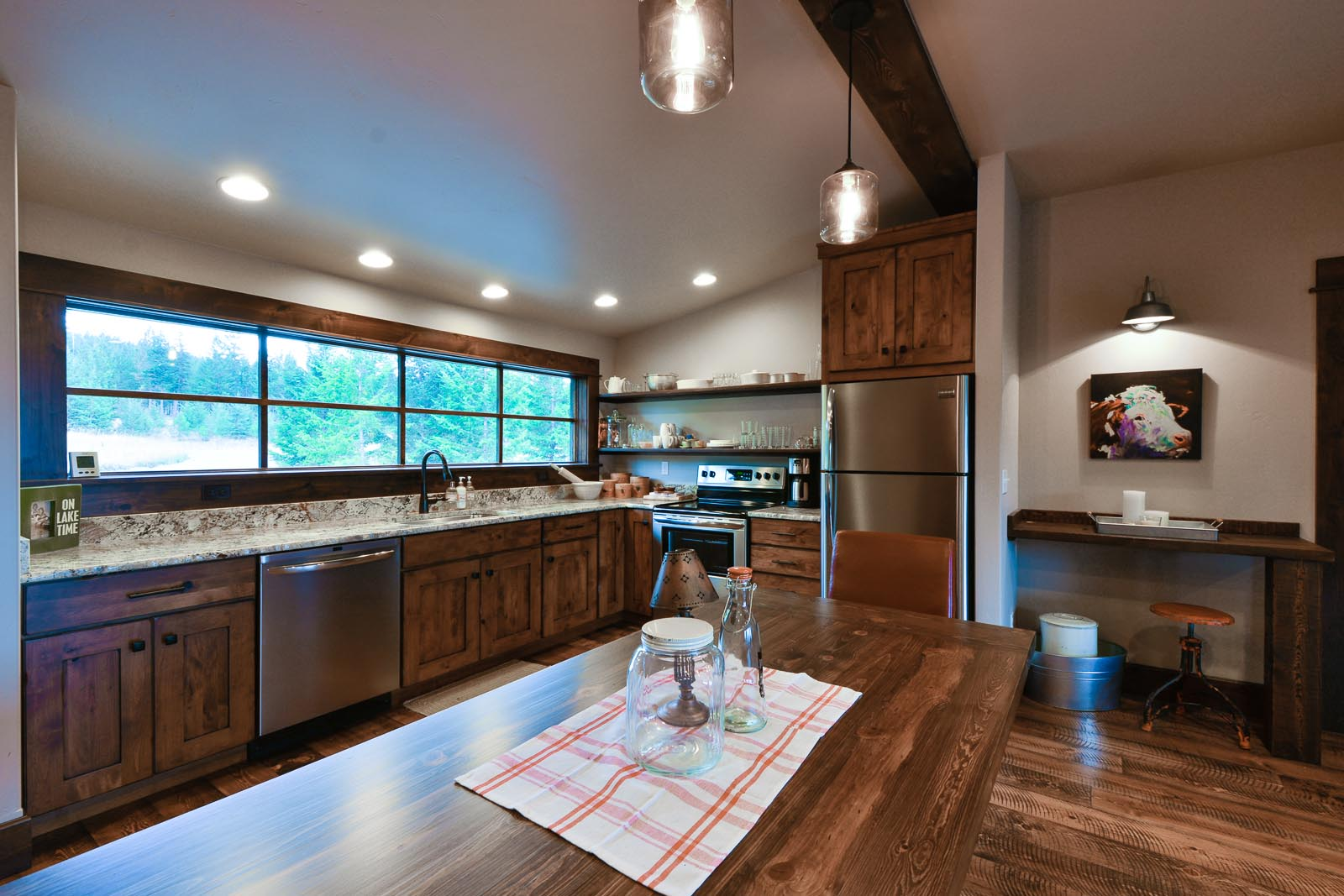 The Carriage House Whitefish Custom Home Builder With