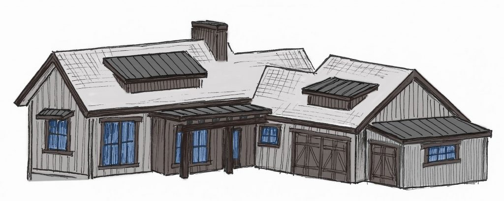 Custom Home for Sale in Whitefish