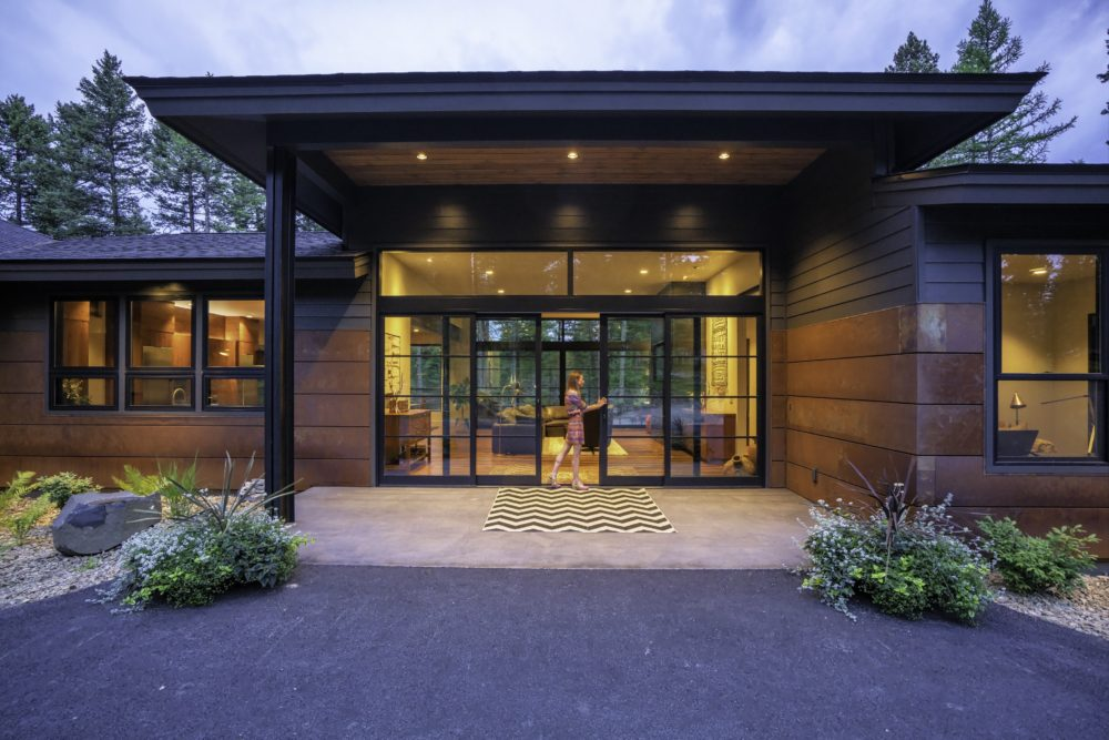 Whitefish Hills Village by Old Montana Building Company