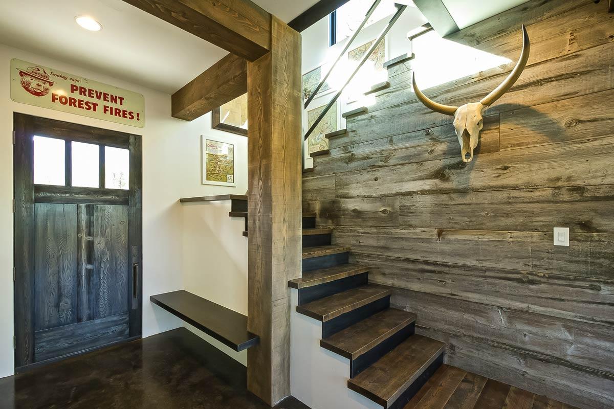 The Lookout West Glacier Glacier National Park custom home