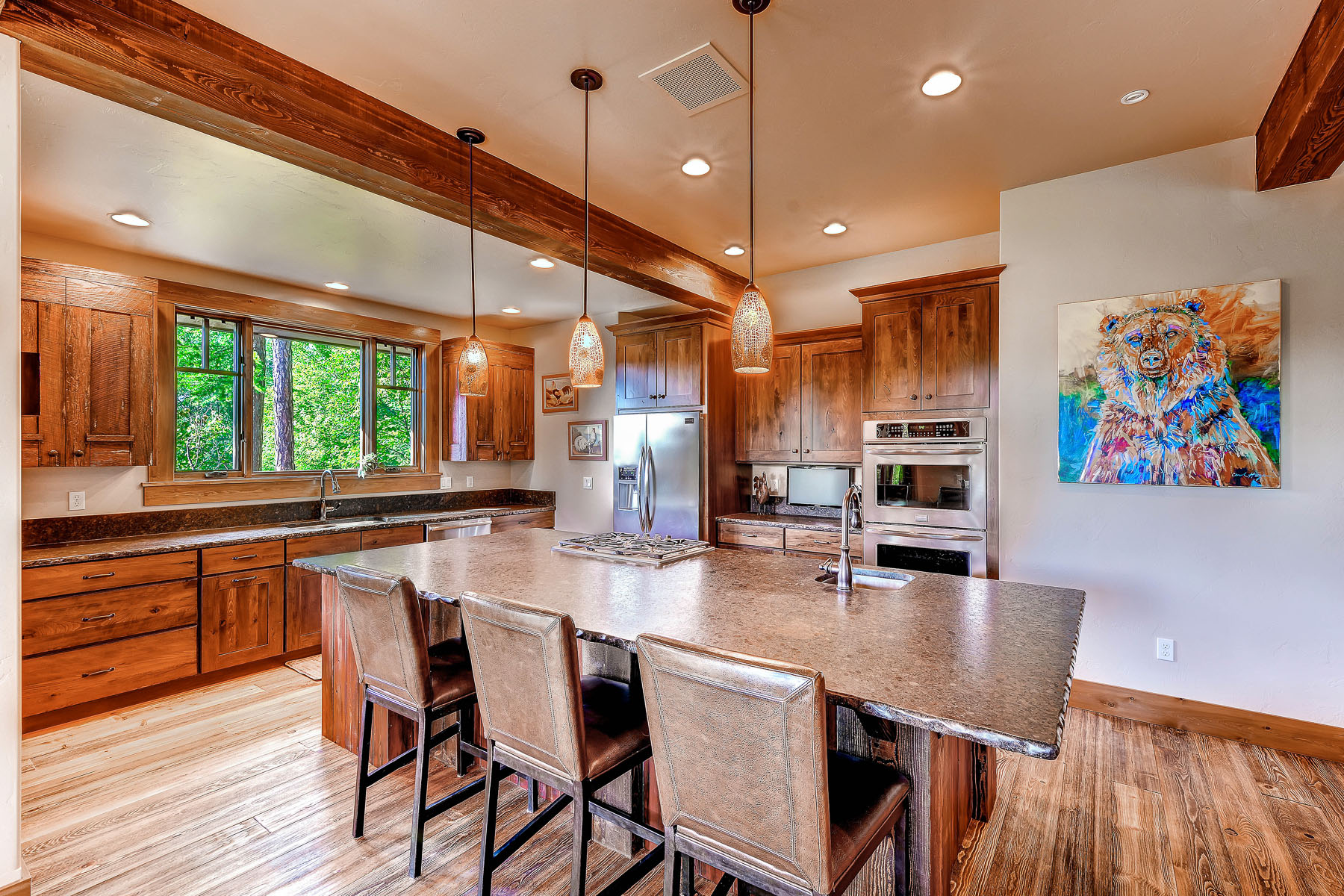 Whitefish River House