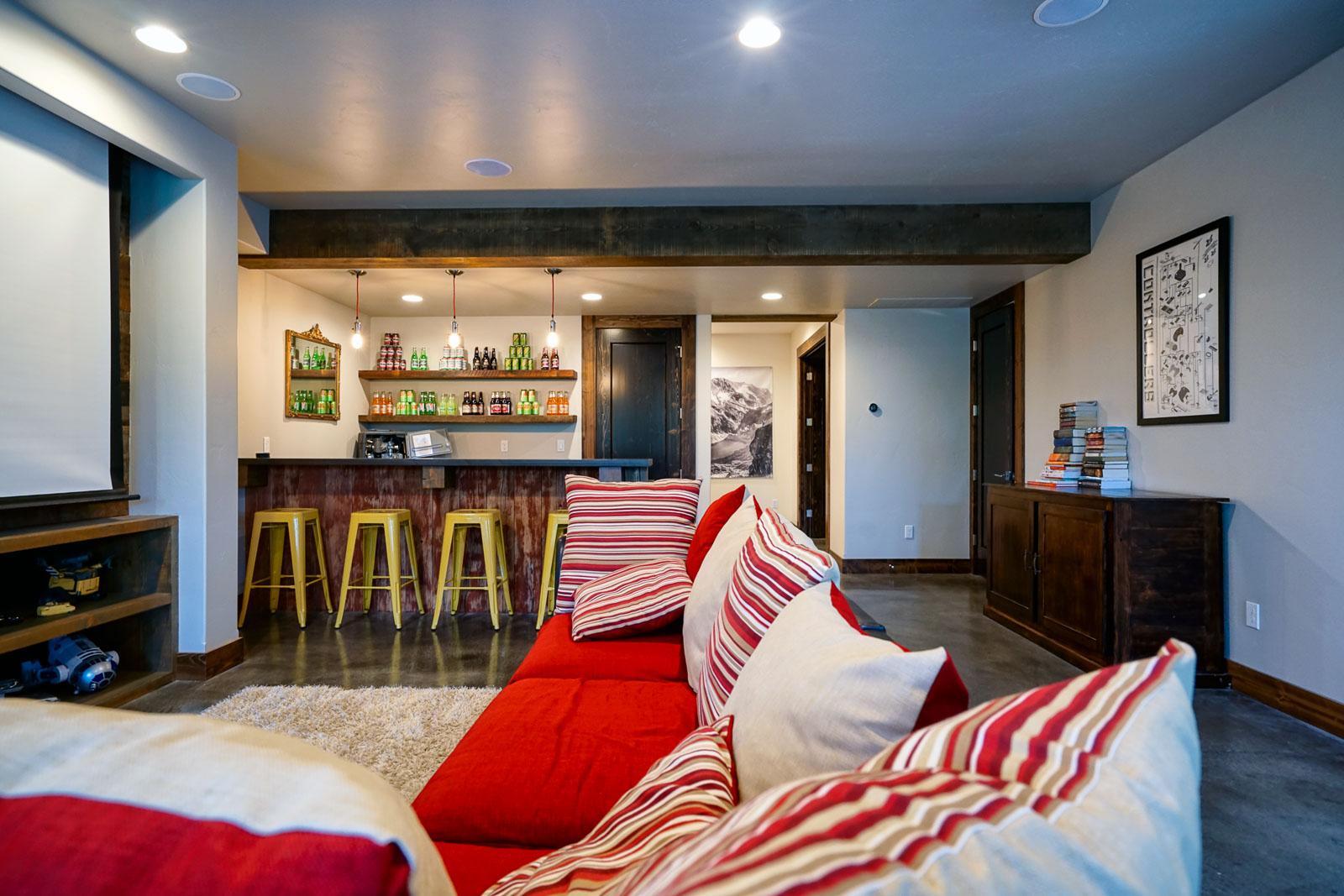 The Red Lodge Custom Home Bigfork Montana